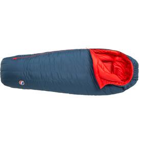 Big Agnes Anvil Horn 0 Saco de Dormir Largo, azul